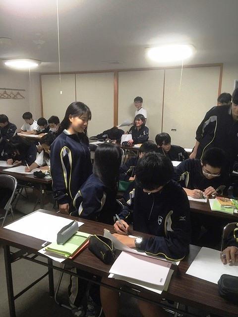 クラスミーティング10