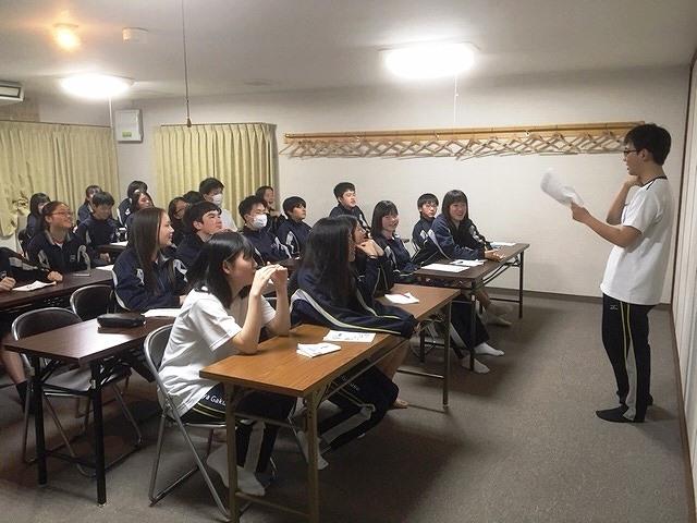 クラスミーティング1