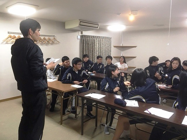 クラスミーティング2